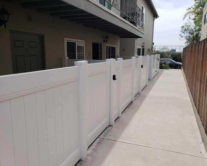 Privacy Vinyl Fences | Vinyl Fencing Company | Southland