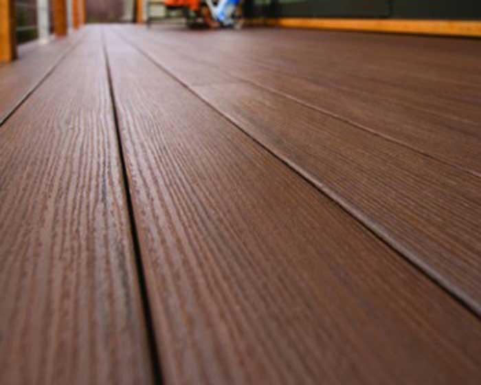 AZEK Deck Material
