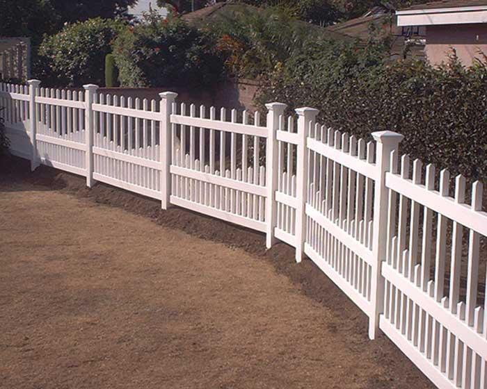 Custom Picket Fence