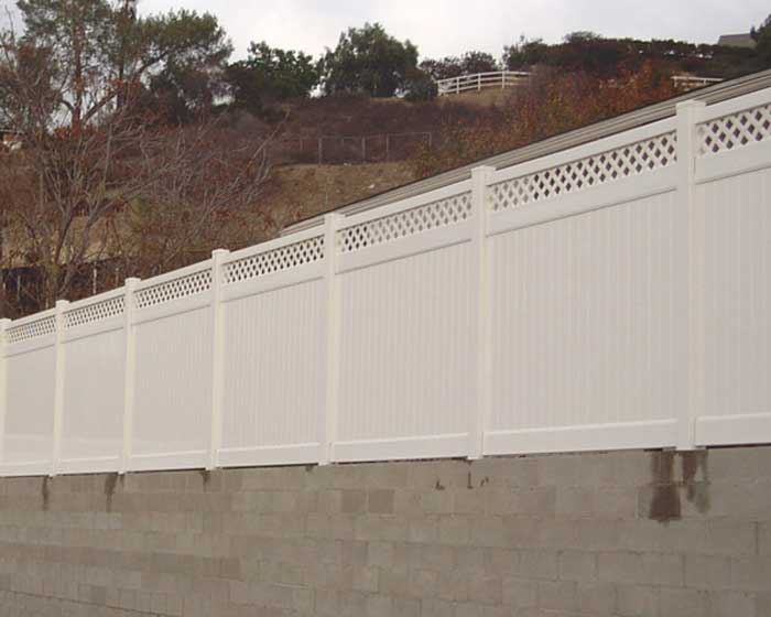 Lattice Wall Extension