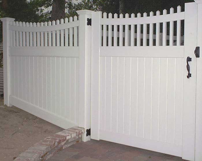 Privacy And Picket Gates Southland Vinyl Fences